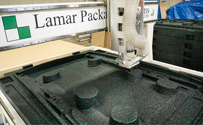 Lamar CNC Router Services