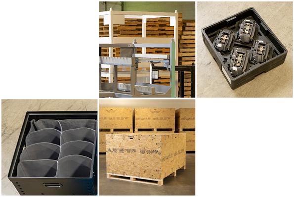 Lamar Packaging Services